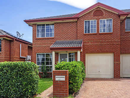 57 Kieren Drive, Blacktown 2148, NSW Townhouse Photo