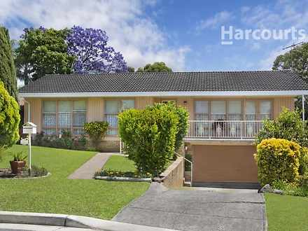 8 Eaglemont Crescent, Campbelltown 2560, NSW House Photo