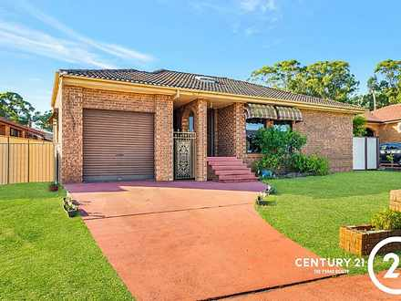 11 Benghazi Street, Bossley Park 2176, NSW House Photo