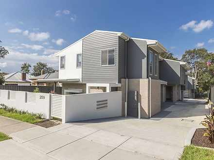 2/259 Sandgate Road, Shortland 2307, NSW Townhouse Photo