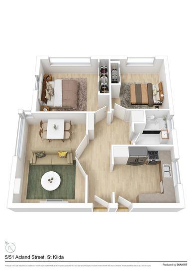 5/51 Acland Street, St Kilda 3182, VIC Apartment Photo