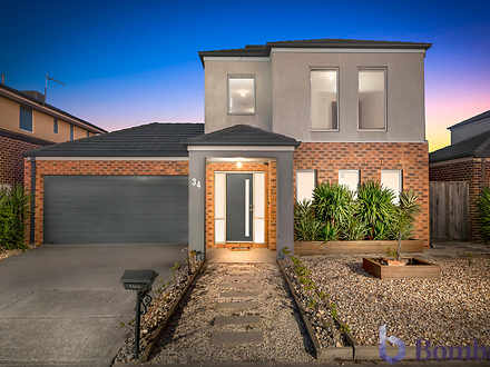 34 Runecrest Terrace, Epping 3076, VIC Townhouse Photo