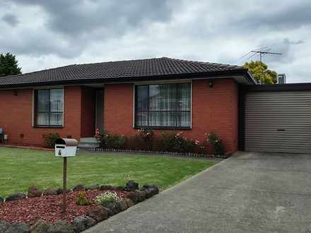 4 Kellaway Crescent, Mill Park 3082, VIC House Photo