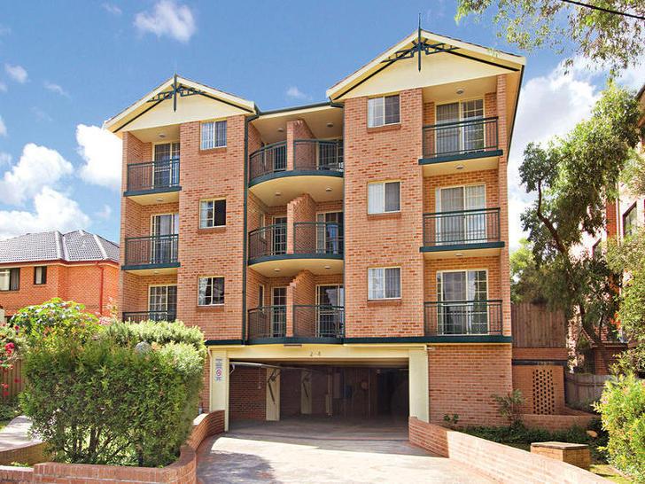 8/2 Lennox Street, Parramatta 2150, NSW Apartment Photo