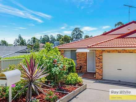1/6 Dangar Close, Hinchinbrook 2168, NSW Duplex_semi Photo