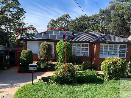 26B Woodford Crescent, Heathcote 2233, NSW Apartment Photo