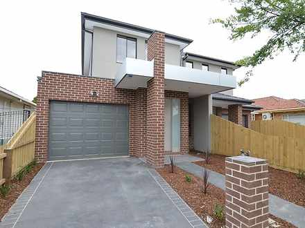 41A Argyle Street, West Footscray 3012, VIC Townhouse Photo