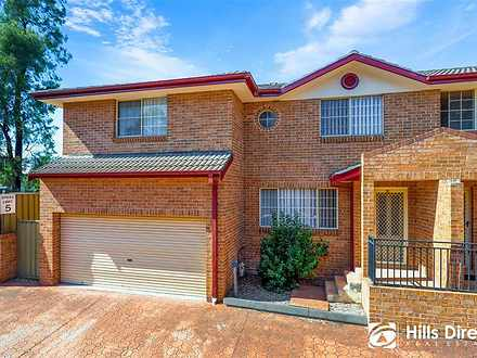 15/30 Hillcrest Road, Quakers Hill 2763, NSW Townhouse Photo