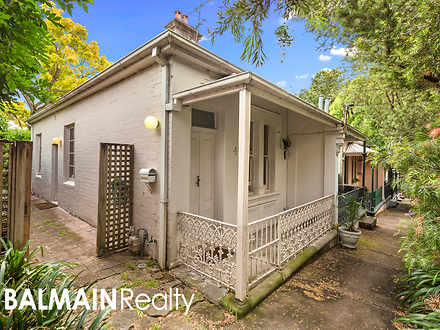 4 Carrington Street, Balmain 2041, NSW House Photo