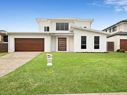 26 Highcrest Circuit, Molendinar 4214, QLD House Photo
