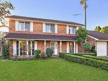 6 Norwood Place, Baulkham Hills 2153, NSW House Photo