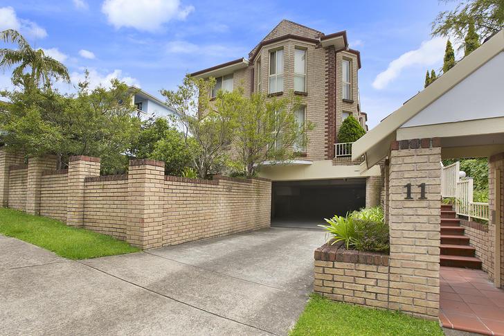 1/11 Walton Crescent, Abbotsford 2046, NSW Townhouse Photo
