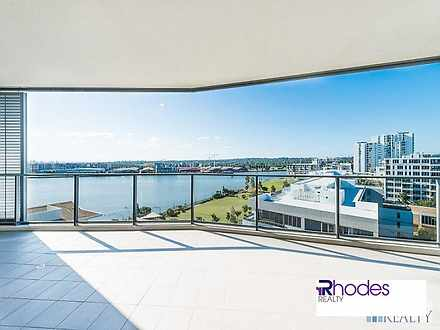 902/13 Mary Street, Rhodes 2138, NSW Apartment Photo