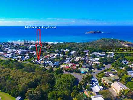 36 Main Road, Fingal Head 2487, NSW House Photo