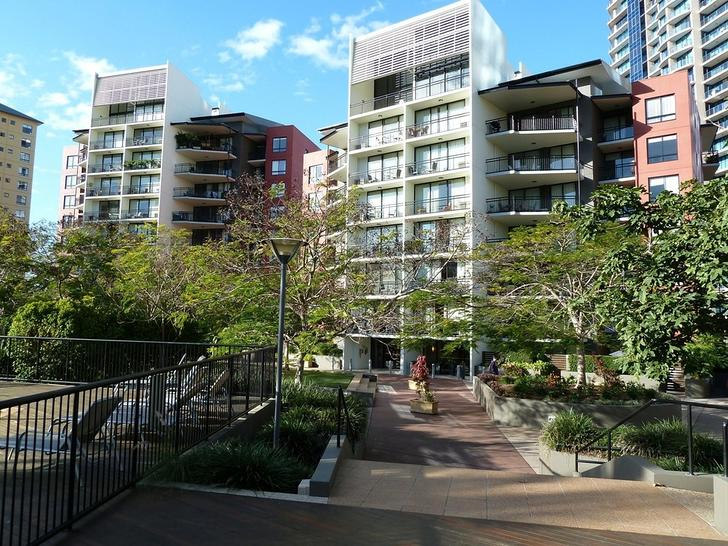 2615 Goodwin Street, Kangaroo Point 4169, QLD Apartment Photo
