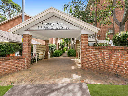 3-5 Post Office Street, Carlingford 2118, NSW Townhouse Photo