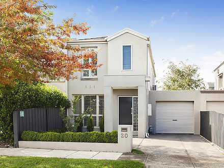 20 Watt  Street, Bentleigh East 3165, VIC Townhouse Photo