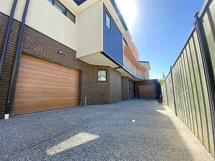 2/7 Howson Street, Brunswick West 3055, VIC Townhouse Photo
