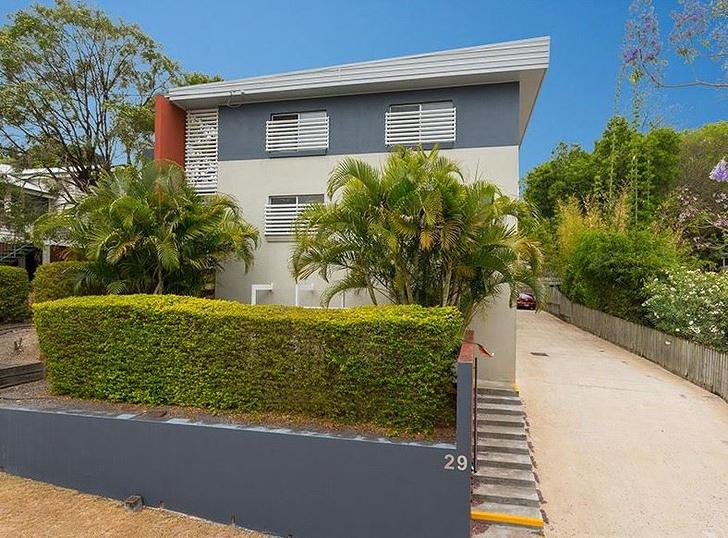 1/29 Gibb Street, Kelvin Grove 4059, QLD Unit Photo