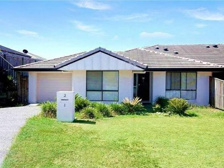 1/2 Stoneleigh Way, Holmview 4207, QLD Duplex_semi Photo