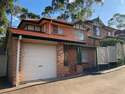 1/201 Stephen Street, Blacktown 2148, NSW Townhouse Photo