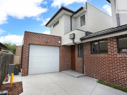 3/61 Paget Avenue, Glenroy 3046, VIC Townhouse Photo