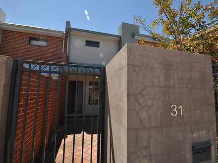 31 Sholl Lane, North Perth 6006, WA Townhouse Photo