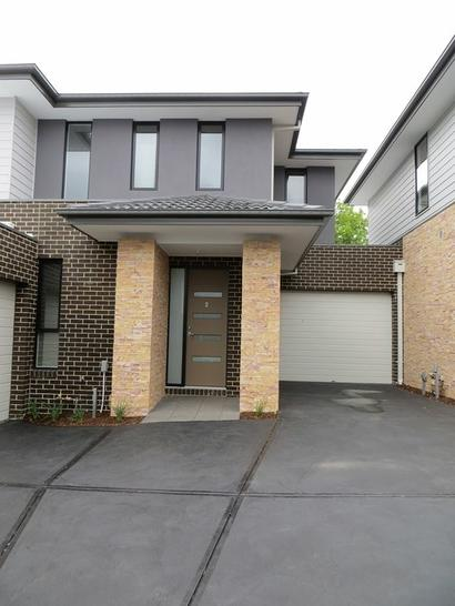 2/32-34 Clarendon Avenue, Oakleigh South 3167, VIC Townhouse Photo