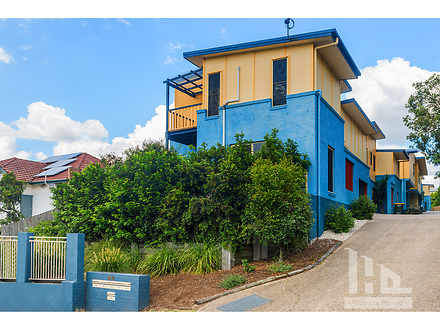 1/50 Fleming Road, Herston 4006, QLD Townhouse Photo