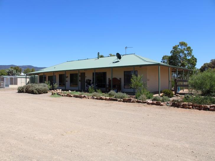 68 Freebairn Road, Quorn 5433, SA House Photo