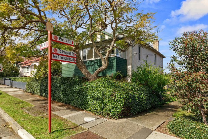 3/46 Bay Road, Waverton 2060, NSW Studio Photo
