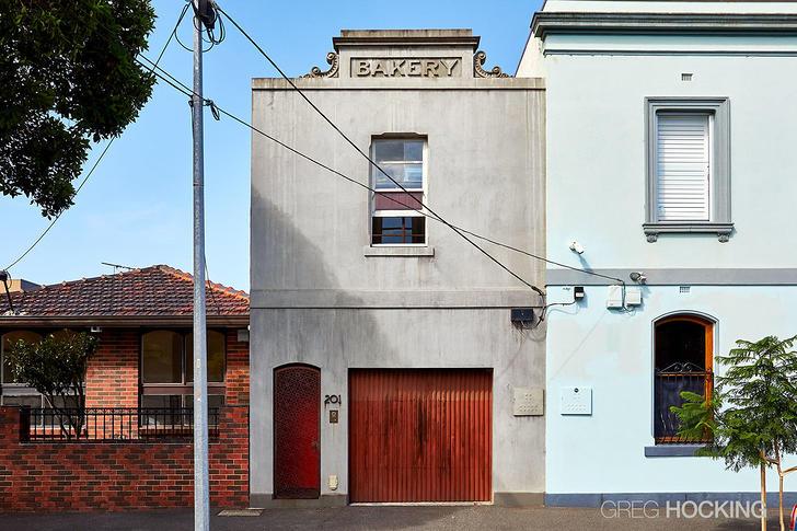 201 Liardet Street, Port Melbourne 3207, VIC Townhouse Photo