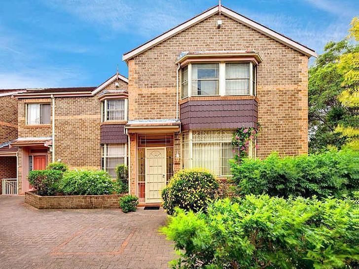 4/30-34 Homebush Road, Strathfield 2135, NSW Townhouse Photo