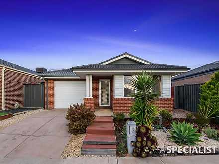 8 Orvalia Road, Manor Lakes 3024, VIC House Photo