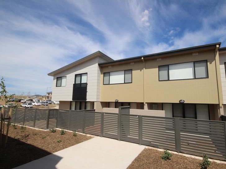 24 Truebridge  Street, Wright 2611, ACT Townhouse Photo