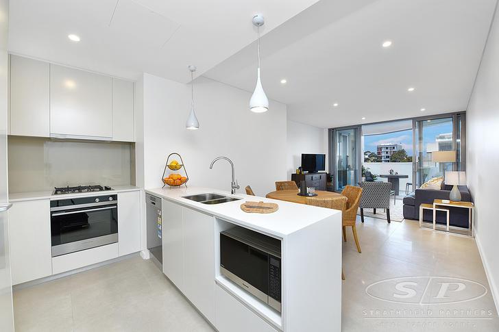 304/19 Everton Road, Strathfield 2135, NSW Apartment Photo