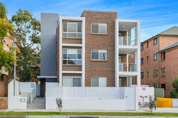 4/43 Macarthur Street, Parramatta 2150, NSW Apartment Photo