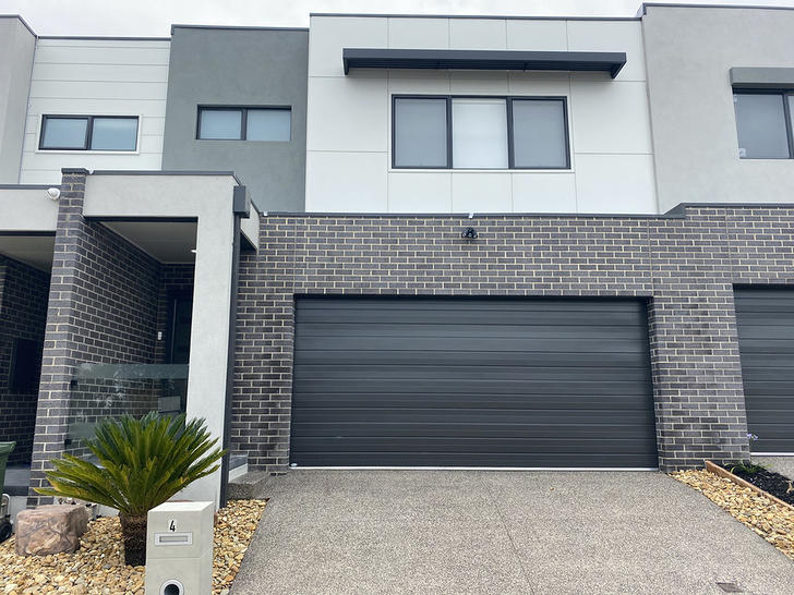 4 Ninepence Way, Epping 3076, VIC Townhouse Photo