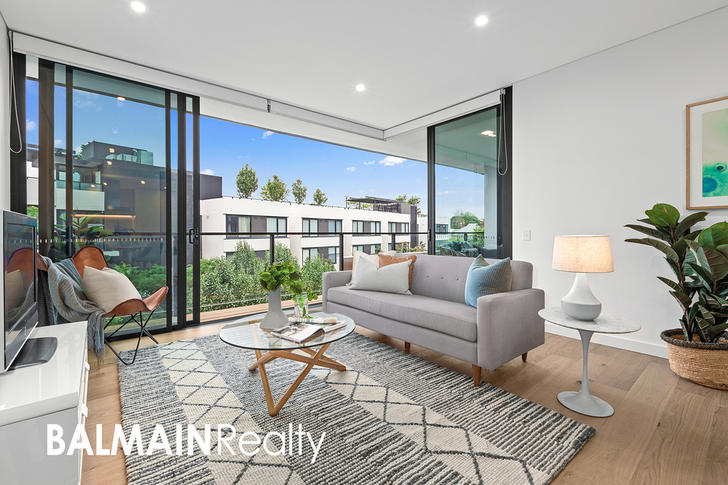 LEVEL 3/3 Nagurra Place, Rozelle 2039, NSW Apartment Photo