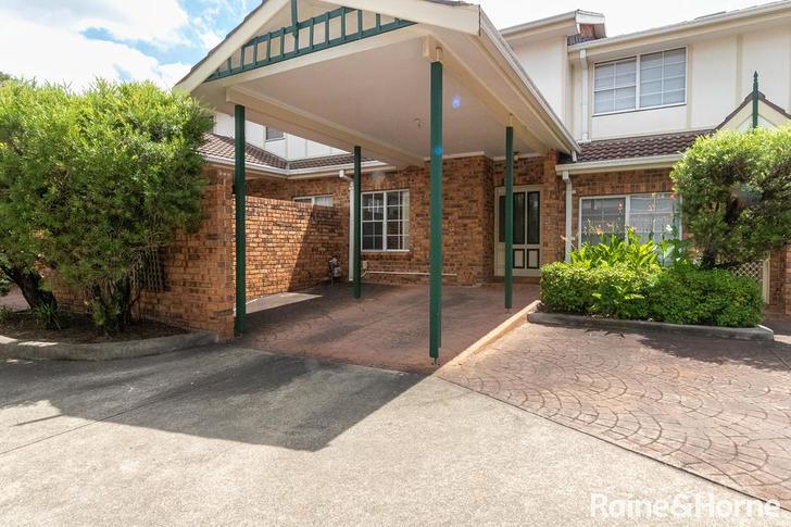 5/44 Thomas Street, Parramatta 2150, NSW Townhouse Photo