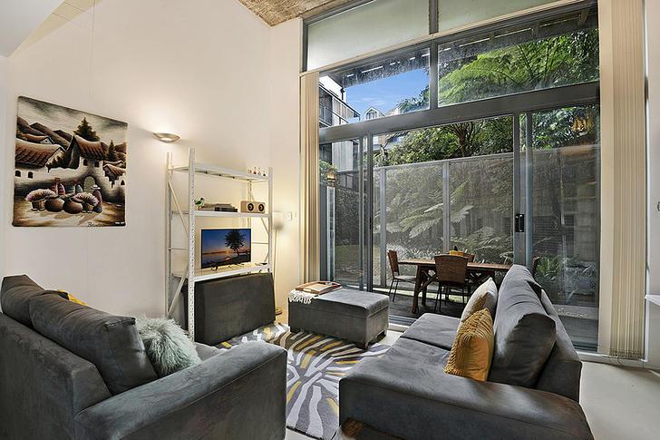 8/15 Hutchinson Street, Surry Hills 2010, NSW Apartment Photo