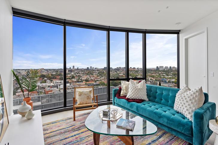1508/1 Almeida Crescent, South Yarra 3141, VIC Apartment Photo