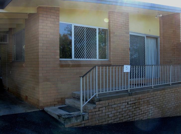 5/7 Athelstane Street, The Range 4700, QLD Unit Photo