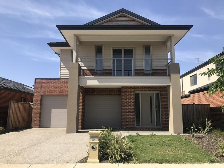 35 Peroomba Drive, Point Cook 3030, VIC House Photo