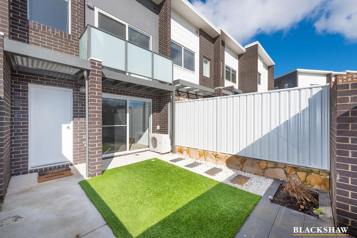 43/8 Ken Tribe Street, Coombs 2611, ACT Townhouse Photo