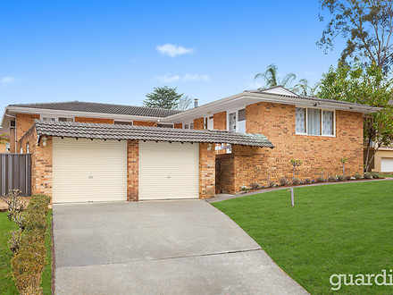 9 George Mobbs Drive, Castle Hill 2154, NSW House Photo