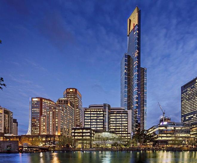 7207/7 Riverside Quay, Southbank 3006, VIC Apartment Photo