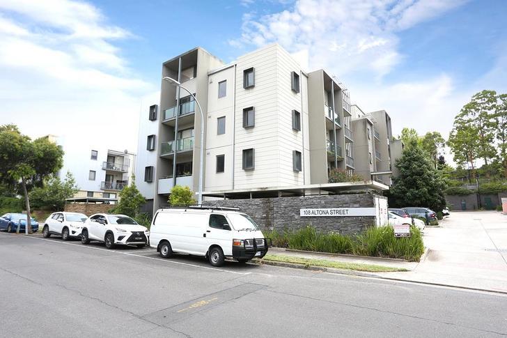306/108 Altona Street, Kensington 3031, VIC Apartment Photo
