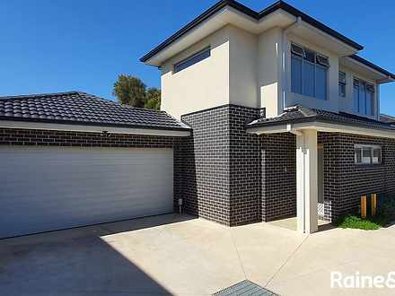 2/80 Oberon Avenue, St Albans 3021, VIC Townhouse Photo