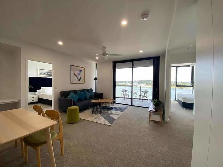 10403/7-11 Wharf Street, Hamilton 4007, QLD Apartment Photo